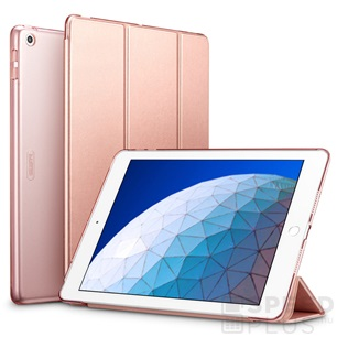 "ESR Yippee védő tok Apple iPad 10,2"" 2019, Rozéarany"