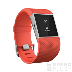 Fitbit Surge FB501 Superwatch L, (FB501TAL-EU) Tangerine