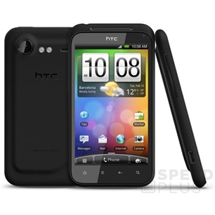 HTC Incredible S, Black