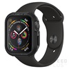 Spigen SGP Rugged Armor Apple Watch S4/S5 44mm Fekete tok, szíj nélkül