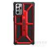 UAG Monarch Samsung Galaxy Note 20 Ultra hátlap tok, Crimson