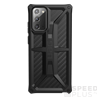 UAG Monarch Samsung Galaxy Note 20 hátlap tok, Carbon Fiber